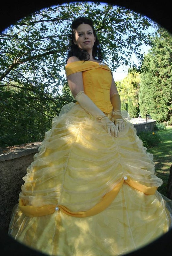 belle disney yellow dress wwwimgkidcom the image kid