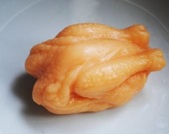 Thanksgiving Turkey Soap! - Novely, Prank, Joke, Gag