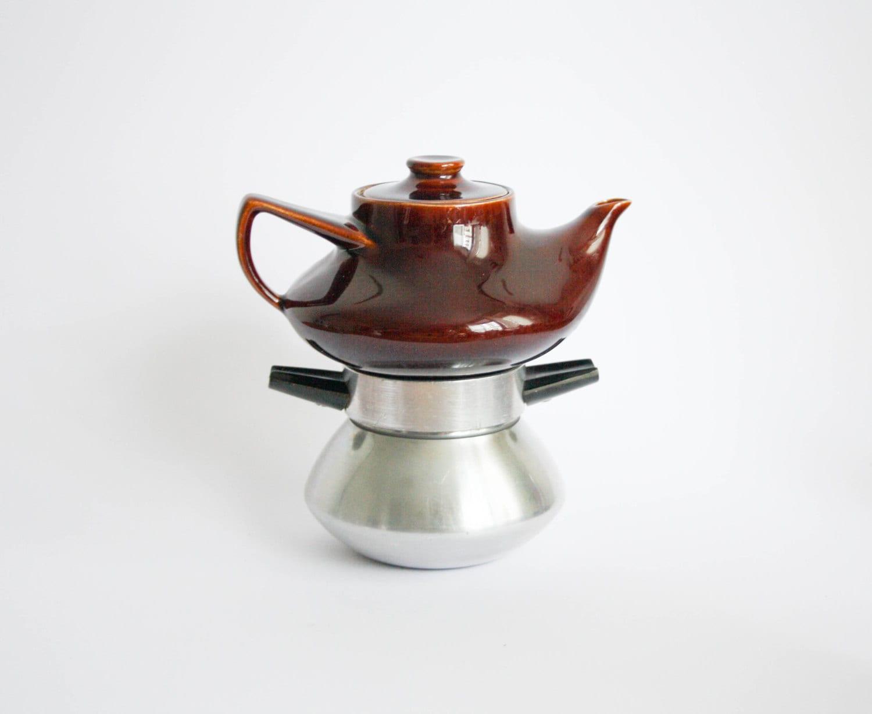 Ceramic Espresso Maker ~ Vintage letizia coffee maker stovepot with porcelain pot