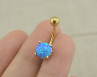 opal belly ring fabulous opal belly button rings,opal navel ring,friendship gift