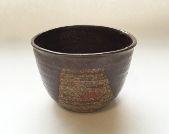 Earthenware Wood Fired Pottery Bowl