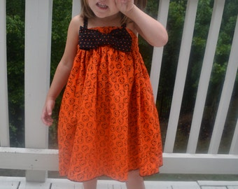 Halloween Dress 6-12month 12-18 month 18-24 month 2T 3T 4T 5T 6T American Girl, Bitty Baby