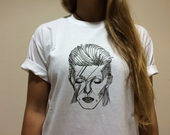 David Bowie T-Shirt (SMALL)