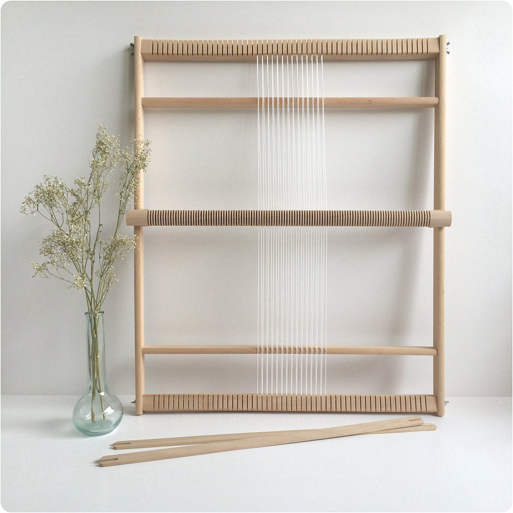 lap loom weaving instructions