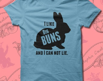 Big Buns House Rabbit Shirt