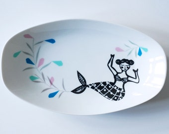 Mermaid platter #2