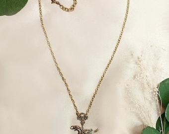 Gryffon Necklace, Griffin, Cream Pearl, Griffon, Medieval, Renaissance Jewelry, Handfasting, Ren Faire Wedding, Bridal Jewelry, Mythology