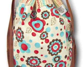 Giddy - One Skein Project Bag for Knitting, Crochet, or Cross Stitch