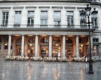 Paris Photography, Cafe Le Nemours, Paris Outdoor Cafes Bistro, Paris Cafe Nemours, Paris Famouse Cafes, Paris Cafe Bistro Wall Art Prints