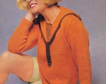 60s Vintage Womens Knitting patterns booklet Patons 718 MOD 5 ply Australian Patterns ORIGINAL Paper Patterns Not PDF