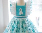 My Olaf Dress