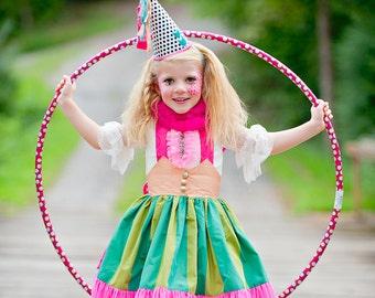 Jubilee Clown Jumper, Circus Costume