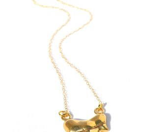 Saylor Shark Tooth Necklace|Heart Majestic|Shark Jewelry| Shark Tooth Necklace|14k filled gold chain| Shark Tooth| Shark Gifts|