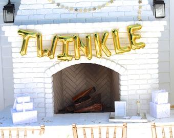 Twinkle Balloons