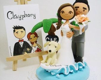 Custom Wedding Cake Finland