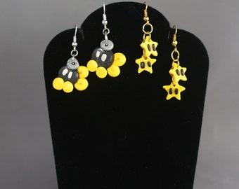 Ba-bomb Earrings