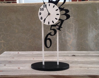 One-Sided Clock