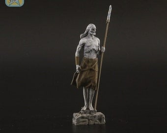 54mm White Walker Game of Thrones resin figure
