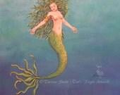 Erotic Mermaid Under the ...
