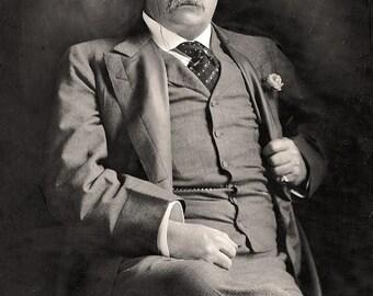 Theodore Roosevelt taken around 1900