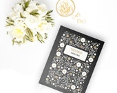 PERSONALIZED Flora Patterned Journal - featured in Etsy Holiday Lookbook