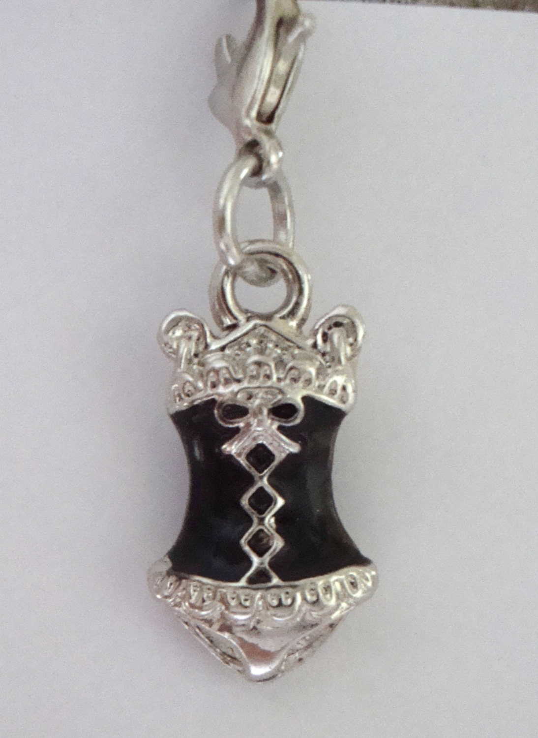 Lingerie Charm Lingerie Jewelry Charm Lobster Clasp Charm