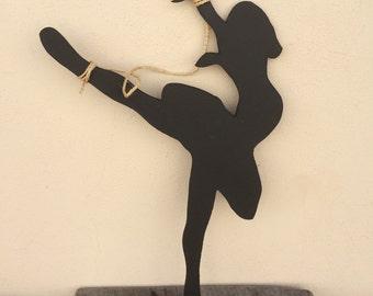 Ballerina Chalk Board