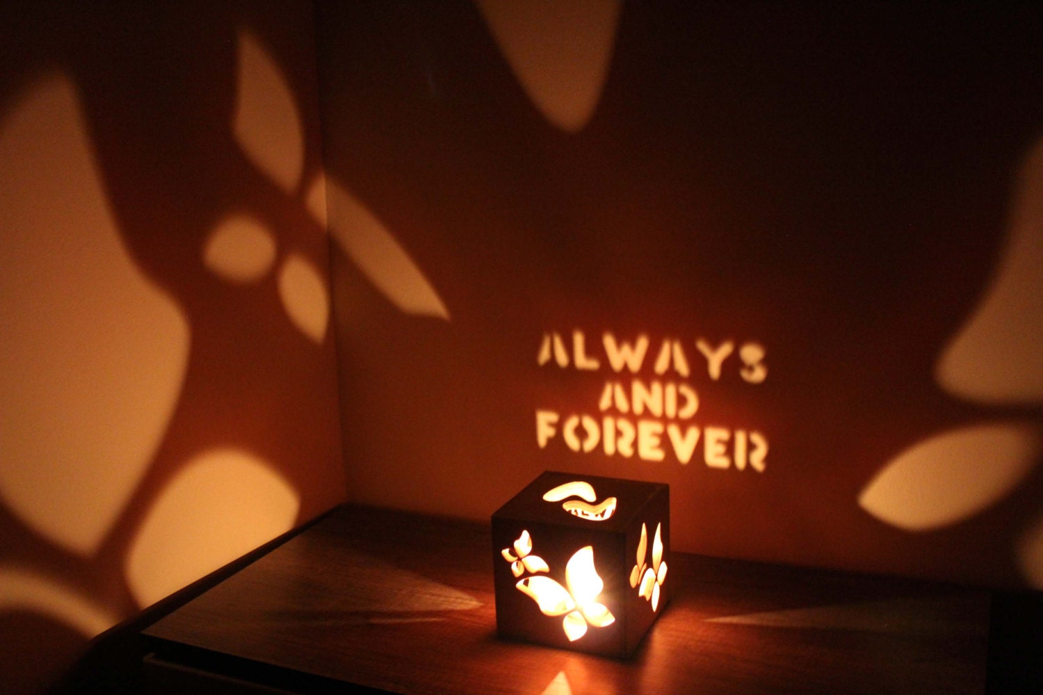 Anniversary gifts for girlfriend love sign bedroom lighting for Bedroom gifts for her