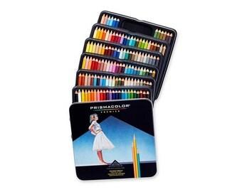 132 Prismacolor Premier Colored Pencils | Prismacolor Pencils, Gifts For Artists, Color Pencils, Prismacolor Colored Pencil Set, Artist Gift