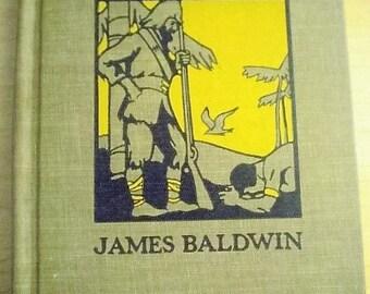 Robinson Crusoe for Children -By James Baldwin 1935