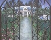 Art Print Romantic Victor...