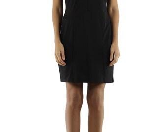 Bodycon Satin Jersey Dress.
