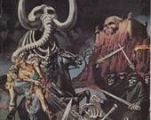 Dagar The Invincible #18 - December 1976 - Whitman - Grade VG/F