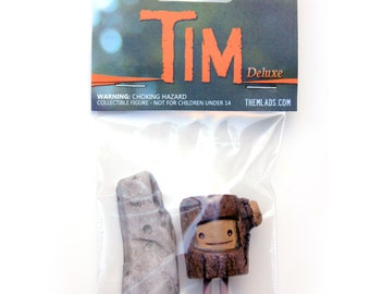 Tim, DELUXE - Handmade Collectible Figure (Limited Hand-painted, 1 of 8)
