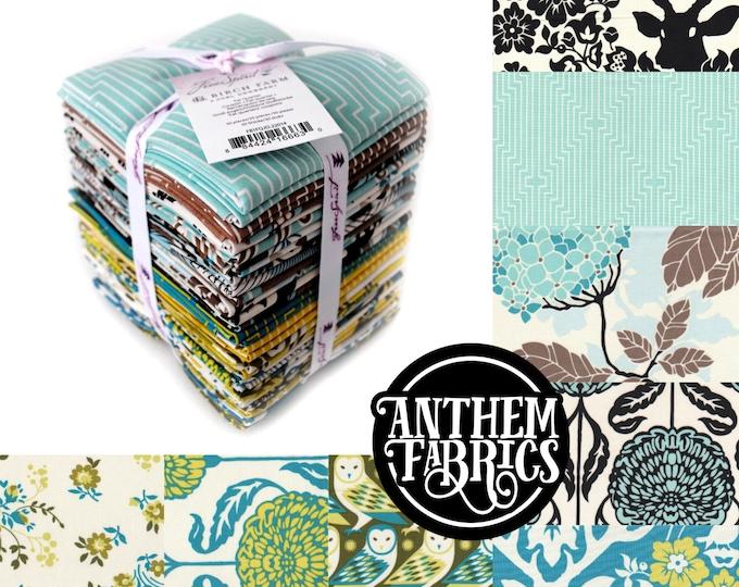"Fat Quarters Bundle, Birch Farm by Joel Dewberry - 26 pieces, 18"" x 21"" cuts"