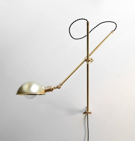 Wall Extension Lamps : Wall Lamp - Sconce - Bedside Lamp - Adjustable Lamp - Extension Lamp - Boom Lamp - Articulating ...