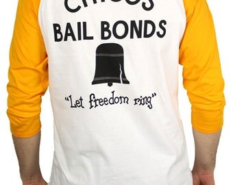 Chico's Bail Bonds Shirt as seen in The Bad News Bears Baseball Movie