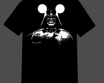 Disney Family Vacation Shirts - Sith Star Wars Shirt - Darth Vader Shirt - Darth Mickey Mouse - Gift For Him or Gift For Her!