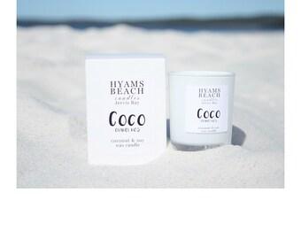 """MIni """"Coco"""" No 5 Soy & Coconut Wax Candle Chanel No 5"""