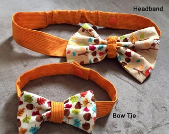 50% SALE !!! Knots 'N' Bows PDF Pattern : Hair bow , bow tie or clothing accessory