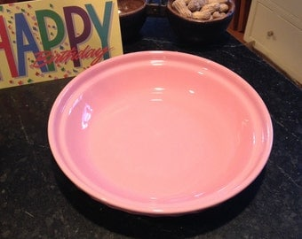 Horizon of Hope Pink Pie Plate