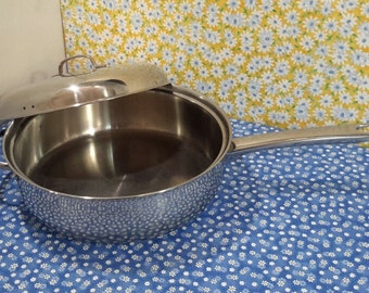 Stainless Steel Frying Pan