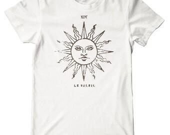 Le Soleil Tarot Card Premium T-Shirt