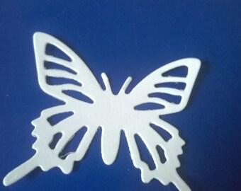 Butterflies die-cuts
