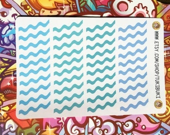 Ric Rac Planner Stickers