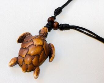 Turtle (Honu) Necklace