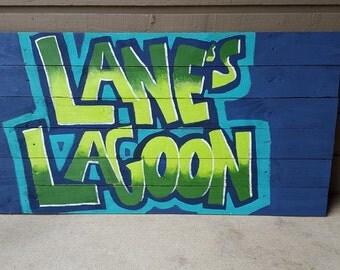 Lane's Lagoon
