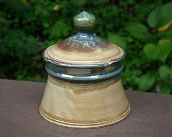 Jar, Cookie Jar, Large Jar, Canister