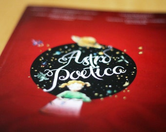 """Poetry for children inspired by space, Astro Poetica is """"insightful, thought provoking and fun""""."""