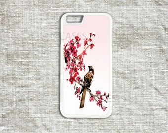 iPhone 6 6s Cases , iPhone 6 6s Plus Cover , iPhone 5 5s 5c 4 4s Cases - Bird with ancient pattern Cover